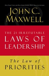 Law 17: The Law of Priorities - eBook