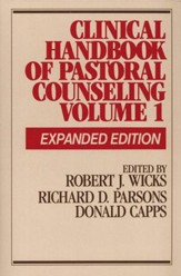 Clinical Handbook of Patoral Counseling Volume 1, Expaned Edition Slightly Imperfect