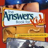 Answers Book for Kids Volume 1: Questions on Creation and the Fall - eBook