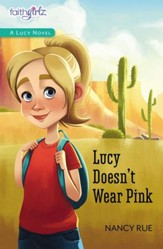 Lucy Doesn't Wear Pink - eBook