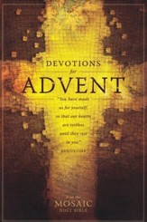 Devotions for Advent 10 Pack