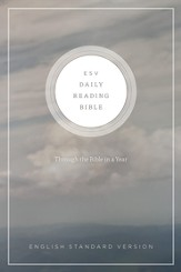 ESV Daily Reading Bible, eBook Based on the M'Cheyne Bible Reading Plan