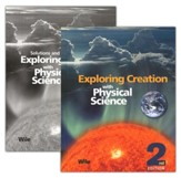 Apologia Exploring Creation with Physical Science Basic Set  (2nd Edition)