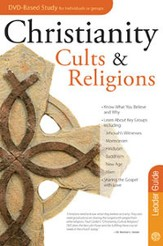 Christianity, Cults and Religions Leader Guide - eBook