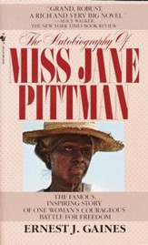 The Autobiography of Miss Jane  Pittman - eBook