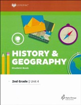 Grade 2 History & Geography LIFEPAC  4: Government Under the  Constitution (2017 Updated Edition)