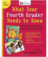 What Your Fourth Grader Needs to Know Paperback