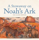 Stowaway On Noah's Ark Oversized Padded Board Book
