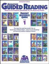 A Reason for Guided Reading Parent Resource Guide