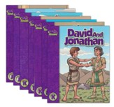A Reason for Guided Reading: Intermediate Readers Set - Old Testament Stories (7 Books)