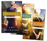 Hearts of Lancaster Grand Hotel Series, Volumes 1-3