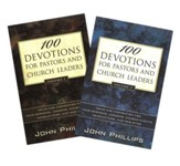 Devotions for Pastors & Church Leaders-2 Volumes Pack