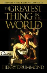 The Greatest Thing iin the World - eBook