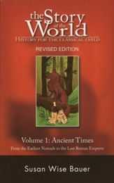 Softcover Text, Volume 1: The  Ancient Times, Story of the World