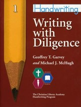 Writing with Diligence Student Text, Grade 1