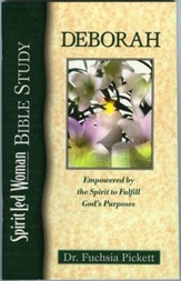 Deborah: Empowered by the Spirit to fulfill God's purposes, SpiritLed Woman - eBook
