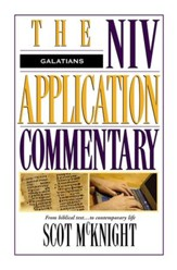 Galatians: NIV Application Commentary [NIVAC] -eBook