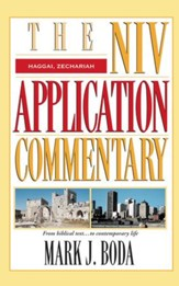 Haggai & Zechariah: NIV Application Commentary [NIVAC] -eBook