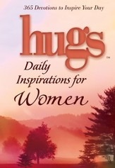 Hugs Daily Inspirations for Women: 365 Devotions to Inspire Your Day - eBook