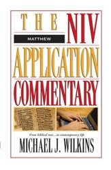 Matthew: NIV Application Commentary [NIVAC] -eBook