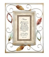 Nurse, Romans 12:6-7 Framed Print