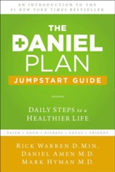 The Daniel Plan Guide, Booklet: 40 Days to a Healthier Life