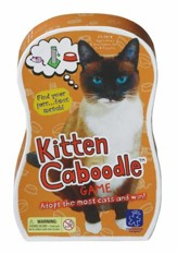 Kitten Caboodle Game