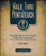 Walk Thru the Pentateuch: Discover the First Five Books of the Old Testament-workbook