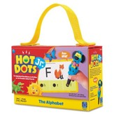 Hot Dots Jr. Cards: The Alphabet