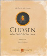 Chosen, Course Workbook
