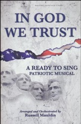 The Simple Series: In God We Trust (Choral Book)
