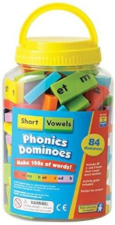 Phonics Dominoes - Blends & Digraphs