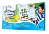 Big Money - Magnetic Coins and Bills
