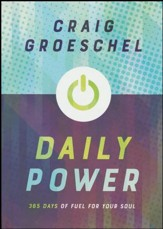 Daily Power: 365 Days of Fuel for Your Soul