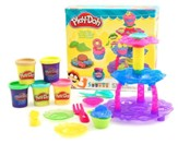PLAY DOH/CUPCAKE TOWER