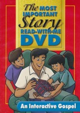 Most Important Story - Read with Me DVD