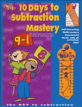 10 Days to Subtraction Mastery
