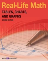 Digital Download Real-Life Math: Tables, Charts, and Graphs - PDF Download [Download]