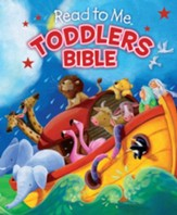 Read to Me Toddlers Bible - eBook