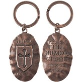 Full Armor of God Keyring