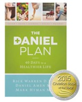 The Daniel Plan: 40 Days to a Healthier Life - Slightly Imperfect