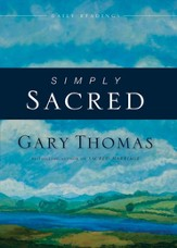 Simply Sacred: Daily Readings - eBook