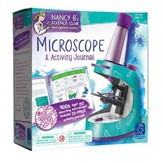 Nancy B's Science Club: Microscope & Activity Journal