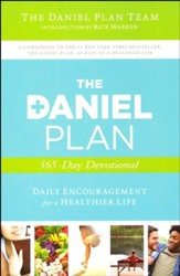 The Daniel Plan 365 Day Devotional