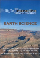 DIVE into Earth Science CD-Rom