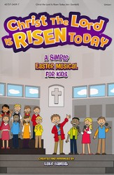 Christ the Lord Is Risen Today (Choral Book)