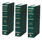 Systematic Theology, 3 Volumes