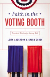 Faith in the Voting Booth - Slightly Imperfect