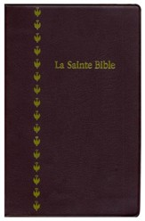 LSG French Bible (Louis Segond) Brown