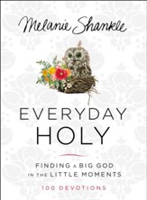 Everyday Holy: Finding a Big God in the Little Moments